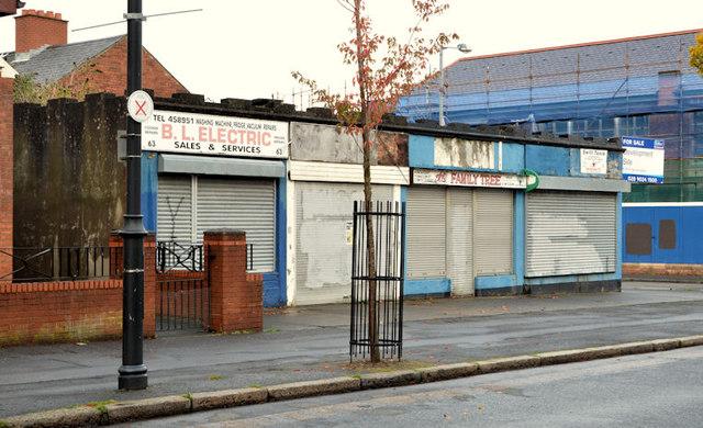 Nos 57-63 Templemore Avenue, Belfast (1)