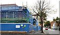 J3574 : Former Rupert Stanley College, Belfast (2) by Albert Bridge