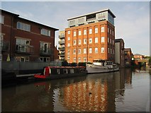 SO8554 : The former Townsend's Mill by Christine Johnstone