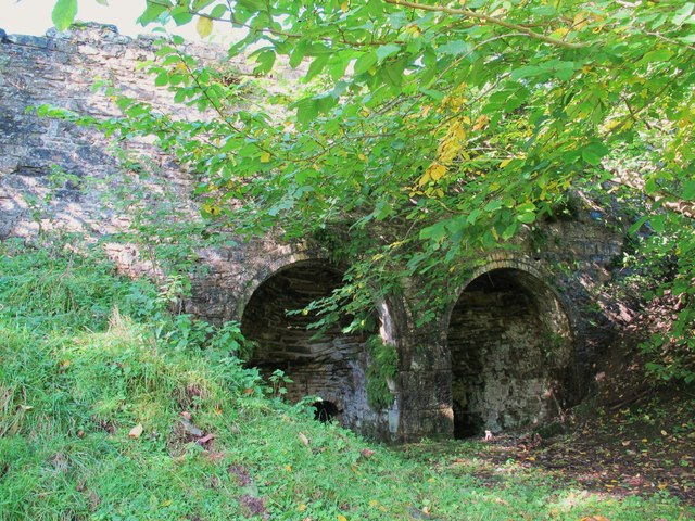 Lime Kiln, Ouston, West Allen Dale