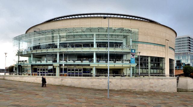 The Waterfront Hall, Belfast (2012-6)