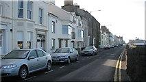 C8540 : Kerr street, Portrush by Willie Duffin