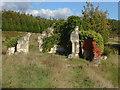 SU9362 : Folly, Windlesham arboretum by Alan Hunt