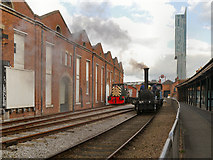 SJ8297 : Manchester Museum of Science and Industry (MOSI) by David Dixon