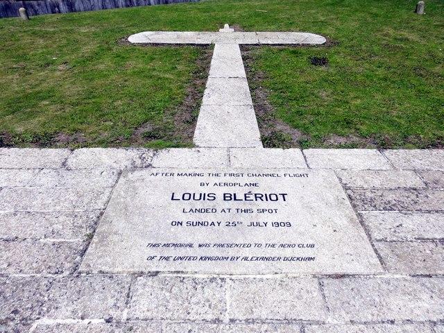 Louis Bleriot Memorial