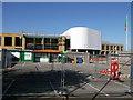 TQ7668 : Brompton Academy, New Building (2) by David Anstiss