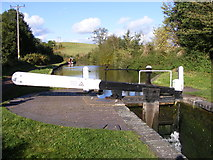 SO8690 : Marsh Lock View by Gordon Griffiths