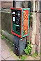 SJ3589 : Chinese Parking Meter by Des Blenkinsopp