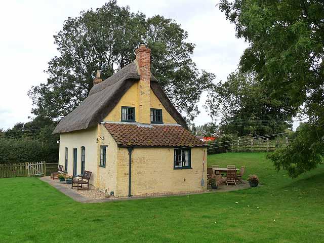 Gathman's Cottage, Baumber