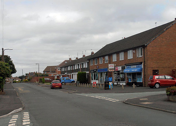Shops on Windermere Road
