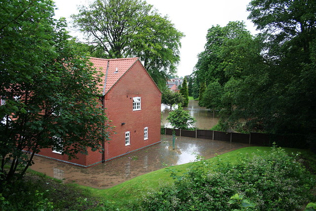 Louth Flood, June 2007