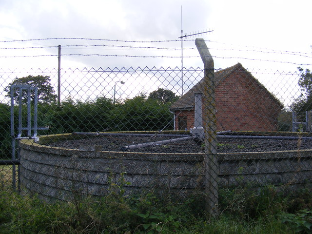 Anglian Water Treatment Works