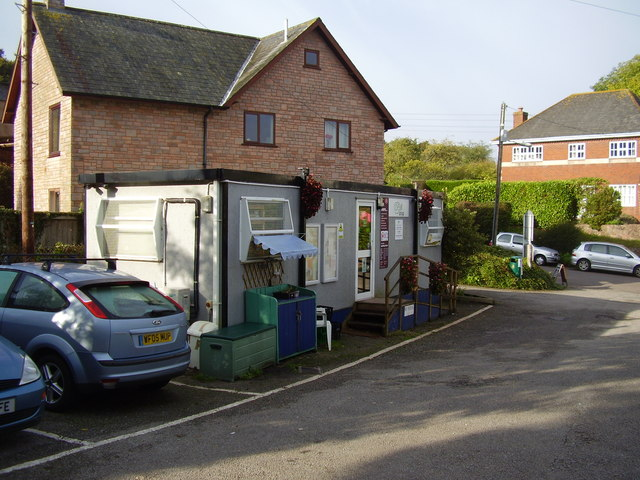 Ide village shop and Post Office