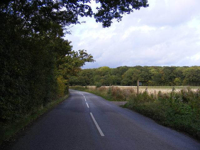 Redisham Road, Redisham