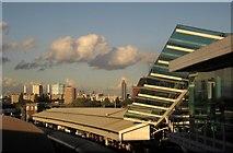 TQ2775 : Roofs at Clapham Junction by Derek Harper