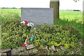 TL2364 : Graveley airfield memorial by Chris Huff
