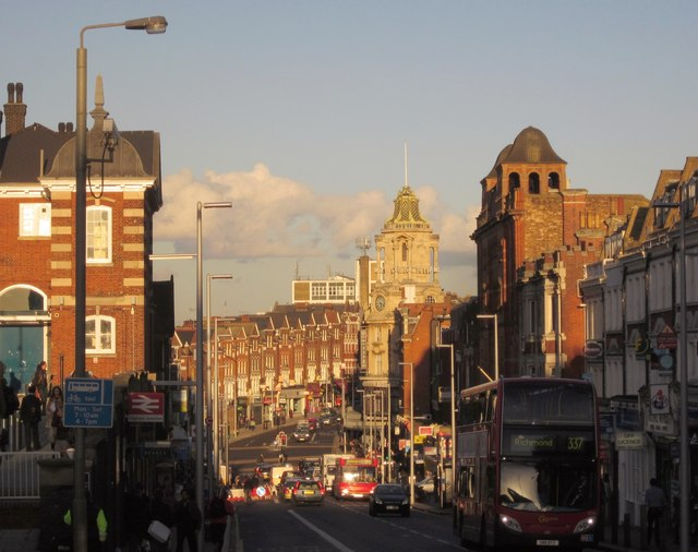 St John's Hill and Lavender Hill