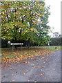 SP9628 : Battlesden village sign by Philip Jeffrey