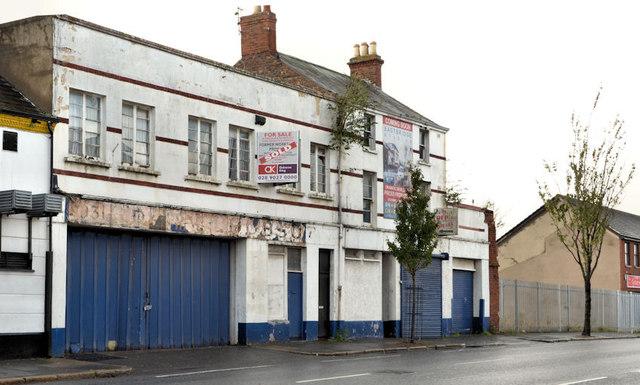 Nos 193-203 Beersbridge Road, Belfast