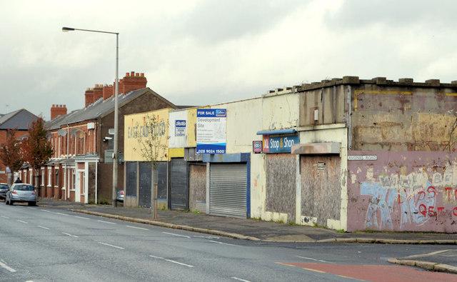 Nos 136-152 Beersbridge Road, Belfast (3)