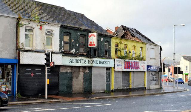 Nos 1-21 Castlereagh Road, Belfast (1)