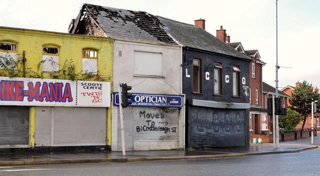 Nos 1-21 Castlereagh Road, Belfast (3)