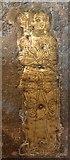 TQ5802 : Brass to John Parker, St Mary's, Willingdon by Julian P Guffogg