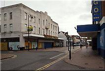 TQ5474 : Dartford, DA1 - Spital St (section of) by David Hallam-Jones