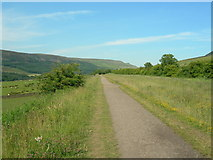 SK0397 : The Longdendale Trail by John Topping