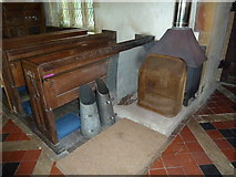 ST5906 : Inside St Mary, Melbury Bubb (iii) by Basher Eyre