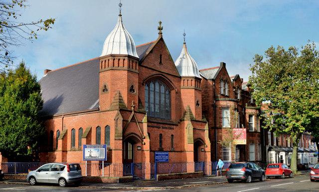 Mountpottinger Baptist church, Belfast (1)