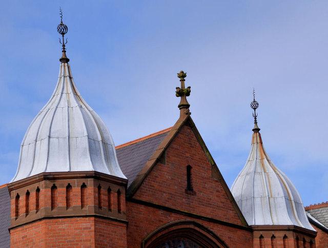 Mountpottinger Baptist church, Belfast (2)