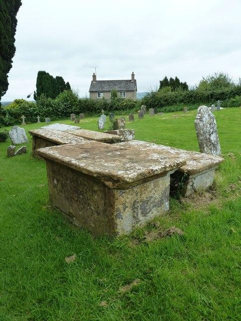 St Mary, Melbury Bubb: churchyard (J)