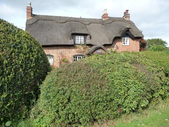 Thatched Cottage, Anslow
