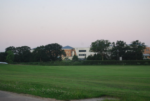 UEA - Edith Cavell Building