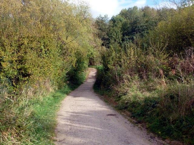 Carsington Water foot and cycle path