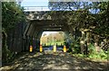 SD2576 : Railway Bridge by Stephen Middlemiss