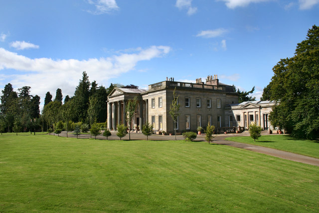 Stracathro House, near Brechin in Angus