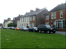 ST3390 : Goldcroft Common houses, Caerleon by Jaggery
