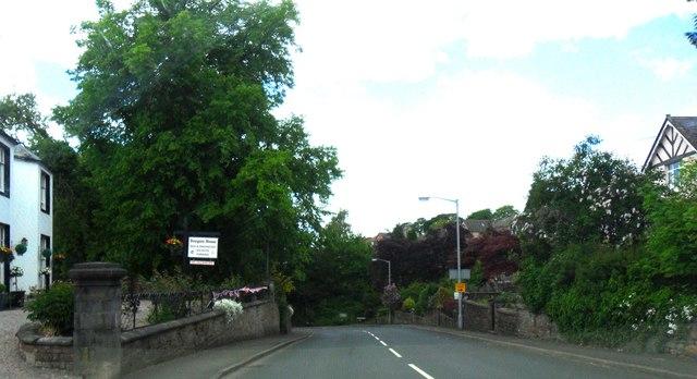 Bongate in Appleby-in-Westmorland