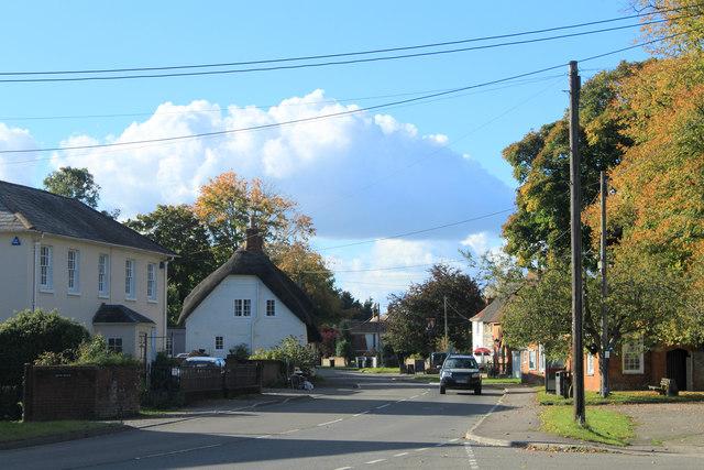 2012 : A360 High Street, Tilshead