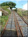 SN5882 : Rheilffordd Y Graig (ACR) - view up the tracks by Rob Farrow