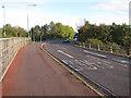 TL4461 : A14 junction near Histon by Hugh Venables