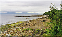 G7776 : From near Dunkineely on Inver Bay across Donegal Bay to Dartry Mountains by Ben Brooksbank