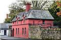 J3471 : Former Good Shepherd gate lodge, Belfast by Albert Bridge