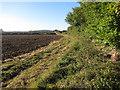 TL2767 : Bridleway to Ermine Street by Hugh Venables