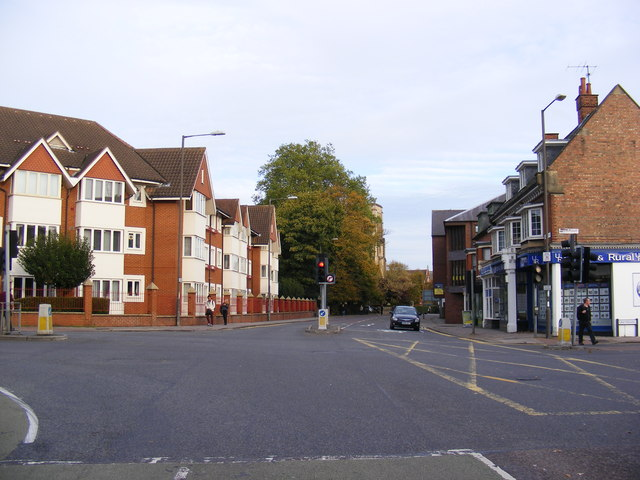 A4280 Bromham Road, Bedford