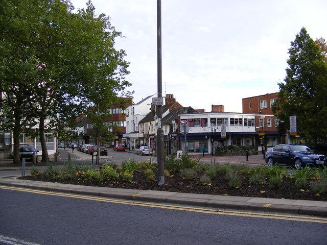 Saint Loyes Street, Bedford