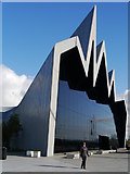 NS5565 : Riverside Museum by James T M Towill