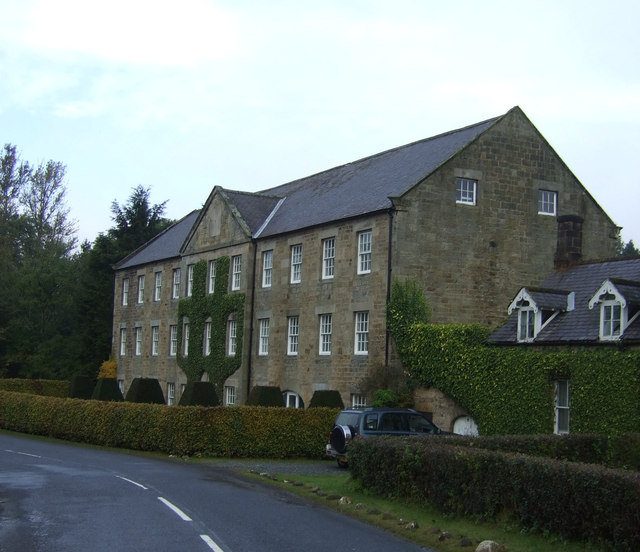 Large house in Netherwitton